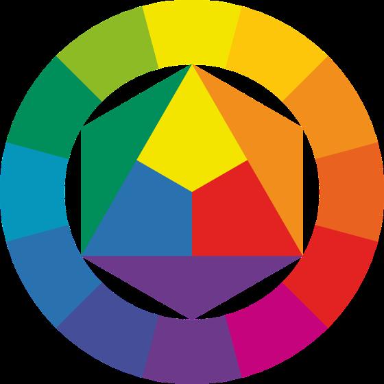 Farbkreis 3fach