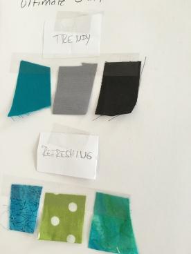 Übung in unserer Gruppe: Farben zu Begriffen finden
